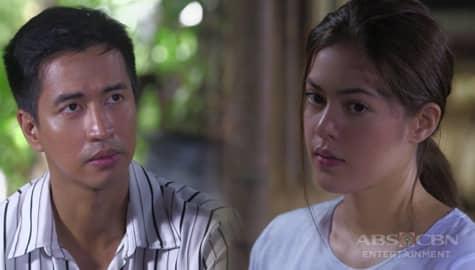 Nang Ngumiti Ang Langit: Michael, binisita si Grace matapos masunugan Image Thumbnail
