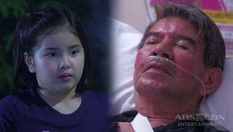Nang Ngumiti Ang Langit: Mikmik, nag-alala nang malaman na nasa hospital si lolo David Image Thumbnail