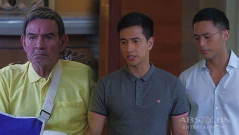 Nang Ngumiti Ang Langit: Michael at James, nagulat nang hindi sila pinagalitan ni David matapos ang nangyari sa kanilang kumpanya Image Thumbnail