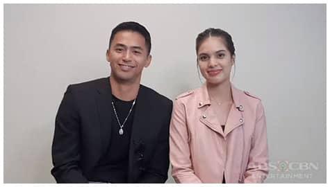 Nang Ngumiti Ang Langit stars Michelle Vito and Enzo Pineda on Kapamilya Confessions Image Thumbnail
