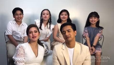 Nang Ngumiti Ang Langit stars on Kapamilya Confessions Image Thumbnail