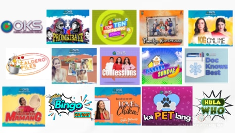 Online Kapamilya Shows | Program Schedule Trailer Thumbnail