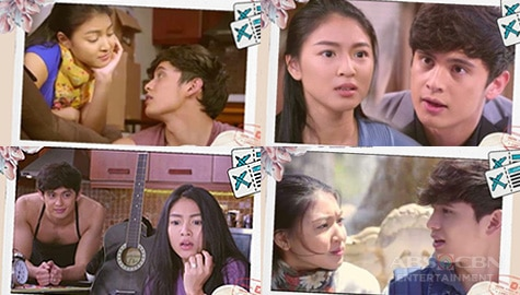 12 Cute 'Bickering' Moments of Clark and Leah in On The Wings Of Love Image Thumbnail