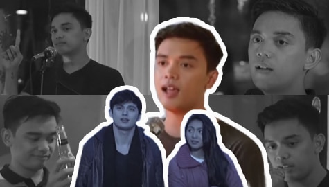 5 hugot moments of Juan Miguel Severo that introduced us to 'spoken poetry' in On The Wings of Love Image Thumbnail