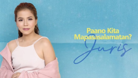 "LYRIC VIDEO: ""Paano Kita Mapasasalamatan"" by Juris"