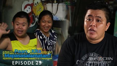 Ang Kuwento ng Pasasalamat ni Christine Jacobo | Episode 23 Image Thumbnail