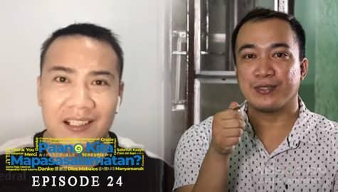 Ang Kuwento ng Pasasalamat ni Aljo Catedral | Episode 24 Image Thumbnail