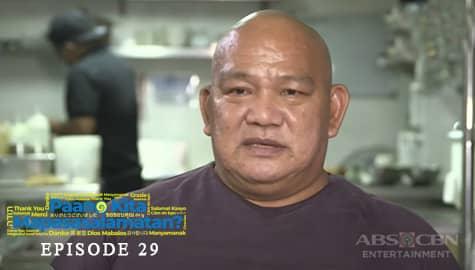 Ang Kuwento ng Inspirasyon ni Chef Edward Solis | Episode 29 Image Thumbnail