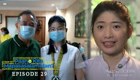 Ang Kuwento ng Pasasalamat ni viral nurse Lorraine Pingol | Episode 29 Image Thumbnail