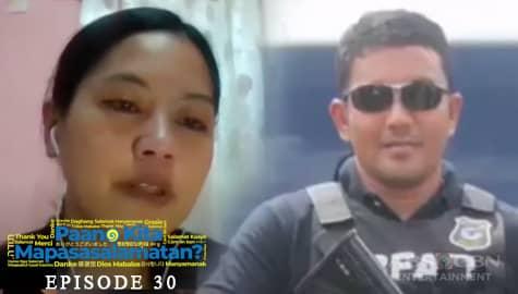 WATCH: Ang Kuwento ng Pasasalamat at Pagpupugay sa kabayanihan ni Kelly Villarao | Episode 30 Image Thumbnail
