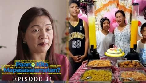 WATCH: Ang Kuwento ng Pagtulong ni Teacher Michelle kina Janive at Jayvee | Episode 31 Thumbnail