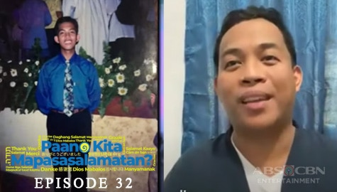 WATCH: Ang Kuwento ng kidnap survivor ni Philip Arandia | Episode 32 Image Thumbnail