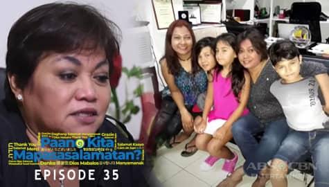 Ang Kuwento ng Pasasalamat ni Myrna Padilla  | Episode 35 Image Thumbnail