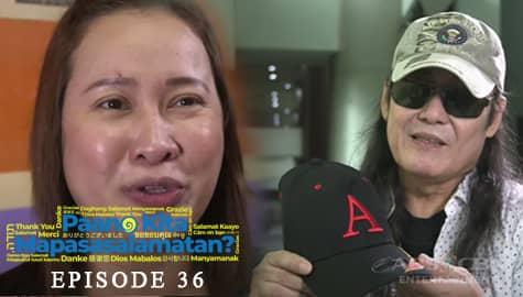 Ang Kuwento ng Pasasalamat ni Chier Ann Sangon | Episode 36 Image Thumbnail