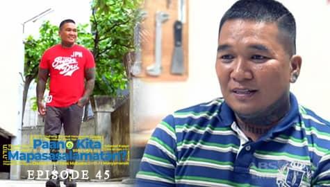 Ang Kuwento ng Pagsubok ni Paralympic champion Arnold Balais | Episode 45 Image Thumbnail