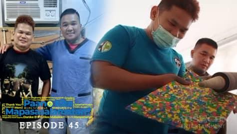 Ang Kuwento ng Pagbangon at Pasasalamat ni Juvinel Libotlibot | Episode 45 Image Thumbnail
