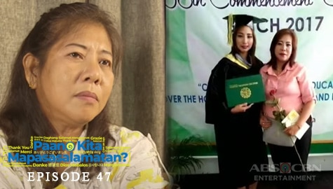 Ang Kuwento ng Sakripisyo at Pasasalamat ni Gina Gonzales | Episode 47 Image Thumbnail