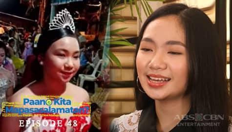 Ang Kuwento ni aspiring beauty queen Elyrah Koleene Miranda | Episode 48 Image Thumbnail