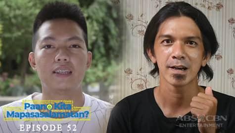 Ang Kuwento ng Pagbangon at Pasasalamat ni Carl Johannes Gamboa | Episode 52 Image Thumbnail