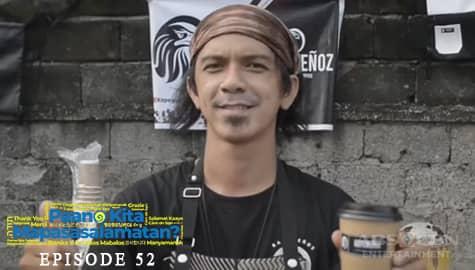 Ang Kuwento ng Pagsubok at Pasasalamat ni John Rey Plaza | Episode 52 Image Thumbnail