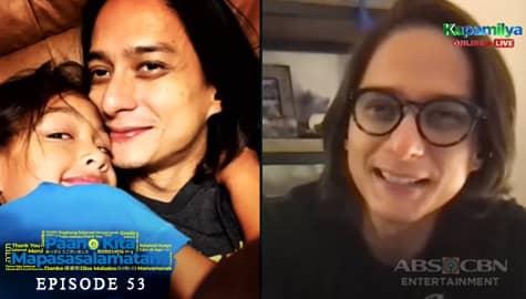 Ang Kuwento ng pagiging Ama ni Ryan Agoncilio| Episode 53 Thumbnail