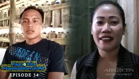 Ang Kuwento ng Pasasalamat nina Bryan at Lourina | Episode 54 Thumbnail