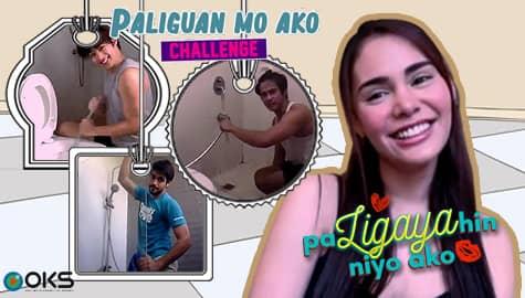 """PaLigayahin Niyo Ako: Kit, Argel at Raven, nagtagisan ng galing sa """"Paliguan Mo Ako"""" challenge ni Ivana Image Thumbnail"""