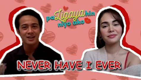 Never Have I Ever with Argel and Ivana | PaLigayahin Niyo Ako