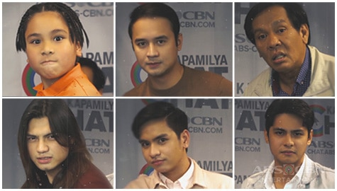 Mabunga Boys as 'Da King' Fernando Poe, Jr. on Kapamilya Chat