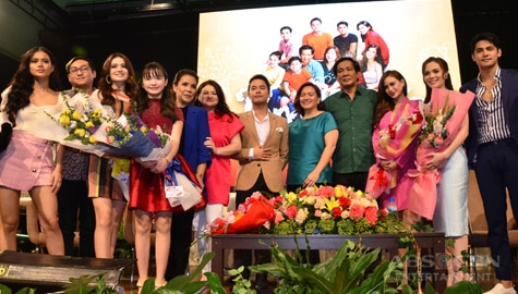 HIGHLIGHTS: Pamilya Ko Grand Media Conference Image Thumbnail