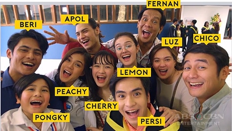 Kilalanin ang Pamilya Ko: The making of a teleserye Image Thumbnail
