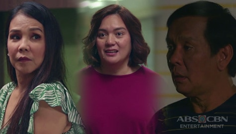 Fernan finds out Luz works for Loida | Pamilya Ko Recap Image Thumbnail