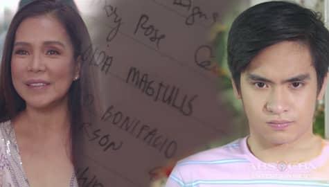 Persi becomes suspicious of Loida | Pamilya Ko Recap Image Thumbnail