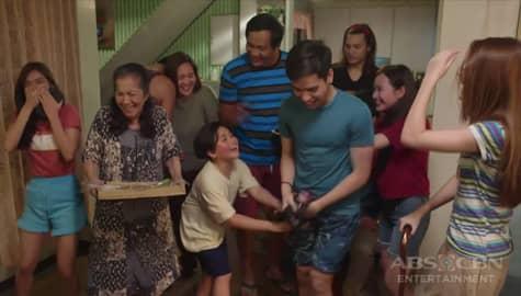 Pamilya Ko: Fernan at Luz, masayang nakipagkulitan sa kanilang mga anak Image Thumbnail