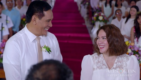WATCH: Luz & Fernan Renewal Of Vows on Pamilya Ko Image Thumbnail