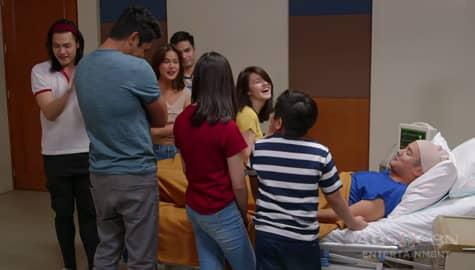 Pamilya Ko: Chico, dinalaw ng mga kapatid sa hospital Image Thumbnail