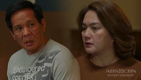 Pamilya Ko: Luz at Fernan, napaisip kung sino ang tumulong kay Loida na makatakas Image Thumbnail