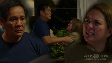 Sylvia Sanchez & Joey Marquez' superb acting prowess showcased in Pamilya Ko's dramatic scene