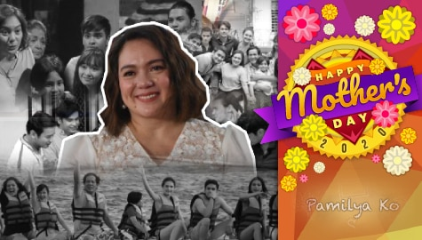 10 times Luz showed the joy of being a mother to Mabunga siblings in Pamilya Ko