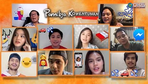 Pamilya KoWentuhan Episode 7 | Online Kapamilya Shows Image Thumbnail