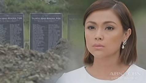 Pangako Sa'Yo: Amor, muling binalikan ang lugar kung saan namatay ang kanyang pamilya Image Thumbnail