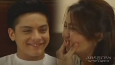 Pangako Sa'Yo: Angelo and Yna are now officially in a relationship  Image Thumbnail