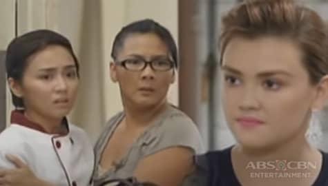 Pangako Sa'Yo: Belen, nasaksihan ang pagiging masama ni Claudia kay Yna Image Thumbnail