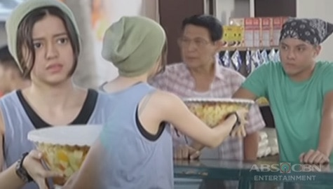 Pangako Sa'Yo: Ligaya, may peace offering para kay Angelo Image Thumbnail