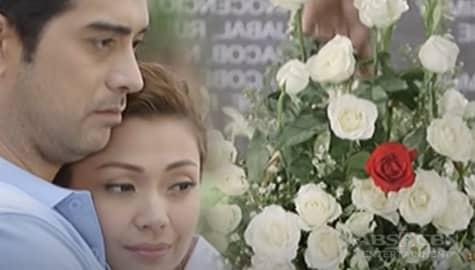 Pangako Sa'Yo: Amor at Eduardo, binisita ang kanilang namayapang anak Image Thumbnail