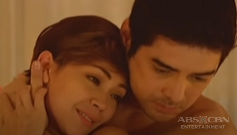 Pangako Sa'Yo: Eduardo and Amor expressed their love for each other Image Thumbnail
