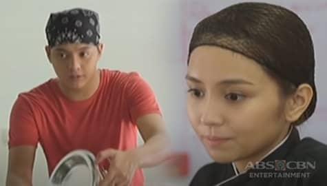 Pangako Sa'Yo: Yna at Angelo, pilit na itinatago ang kanilang feelings para sa isa't isa Image Thumbnail