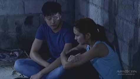 Pangako Sa'Yo: Angelo, sinubukang tulungan si Yna na kalimutan ang kanyang mga problema Image Thumbnail