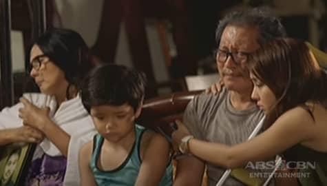 Pangako Sa'Yo: Pamilya ni Yna, nasa peligro ang buhay dahil sa sunog Image Thumbnail