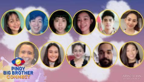 WATCH: 11 aspiring housemates, pasok sa next round ng 'Pinoy Big Brother Connect' audition Image Thumbnail